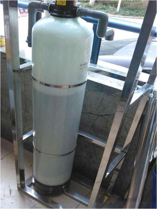 广东地下水自来水沙碳过滤器 去除水中杂质泥沙悬浮物 家庭通用