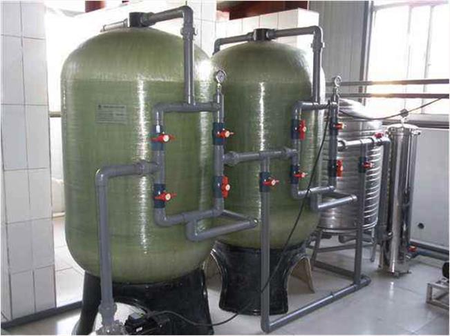 广东大型机械过滤器 去除水中泥沙胶体 水处理设备点击咨询方案