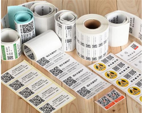 深圳信誉好的不干胶标签供应商推荐——不干胶标签供应厂家