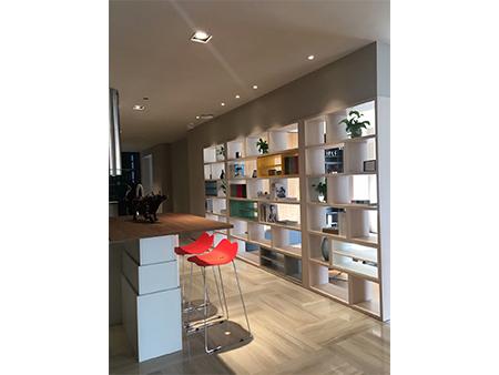 上海沐钬_只做专业的家居装修设计 金山简约装饰柜商家