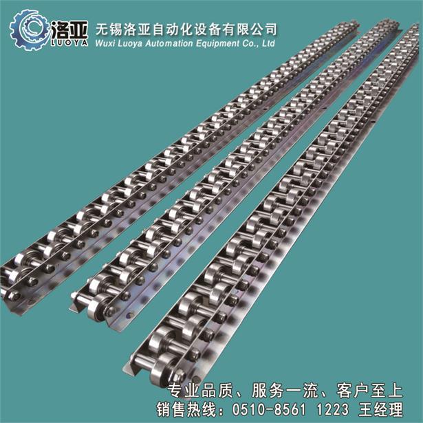 无锡洛亚厂家专业生产交叉型千鸟型金属滚轮流利条