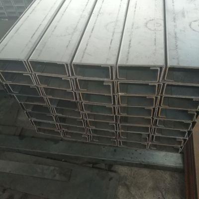济宁销量好的挂车边梁生产厂家_山东冲孔大梁