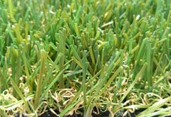 高密度仿真四色人造草坪