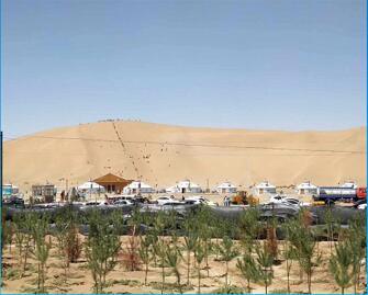 内蒙古口碑好的大众群体旅游景点公司,沙漠旅游价格