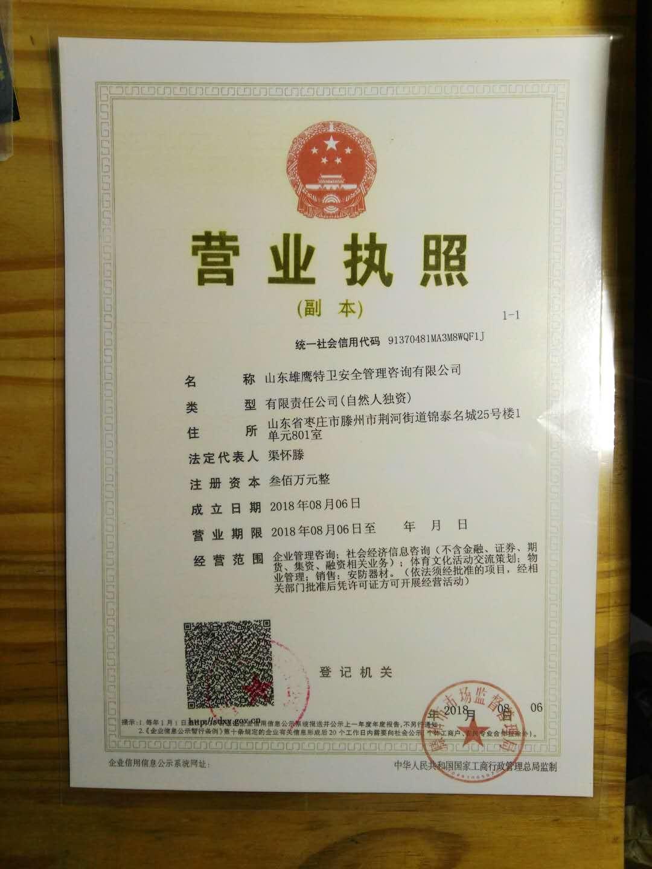 中國專業保鏢公司、保鏢公司、保鏢培訓、保鏢學校雄鷹特衛