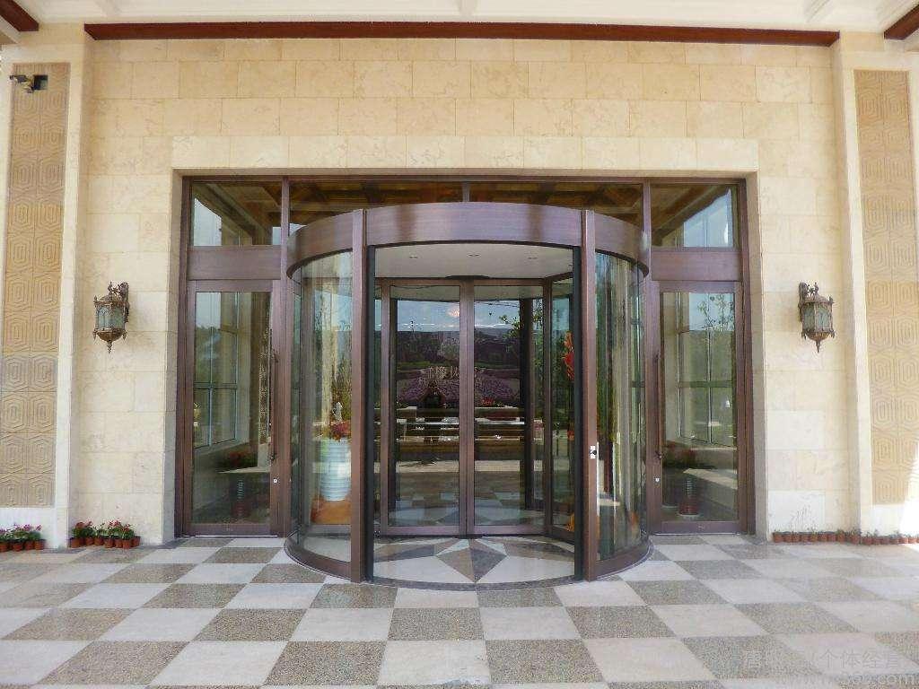 甘肅旋轉門安裝_蘭州地區實惠的旋轉門