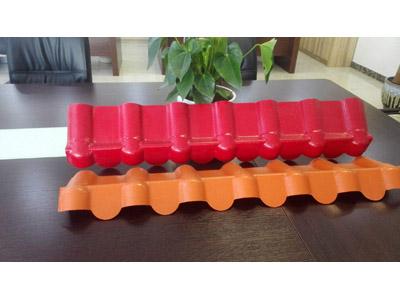 海南樹脂瓦廠家-蘭州合成樹脂瓦專業供應商