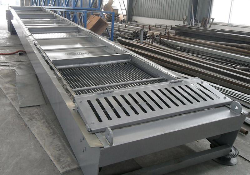 污水设备机械格栅