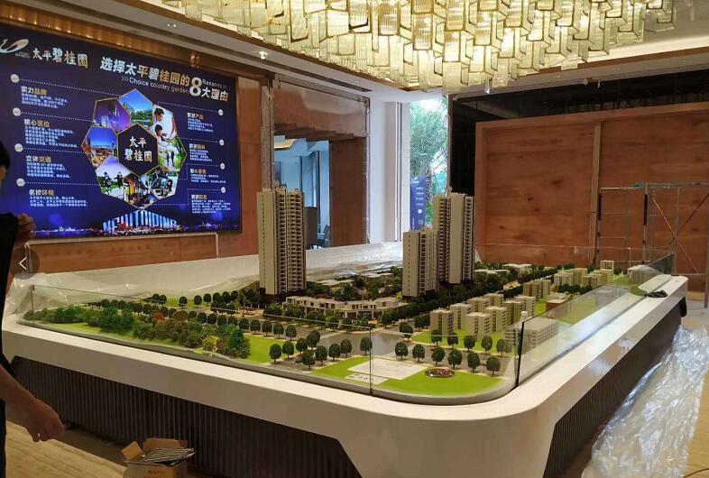 专业建筑沙盘模型,广西模型沙盘公司