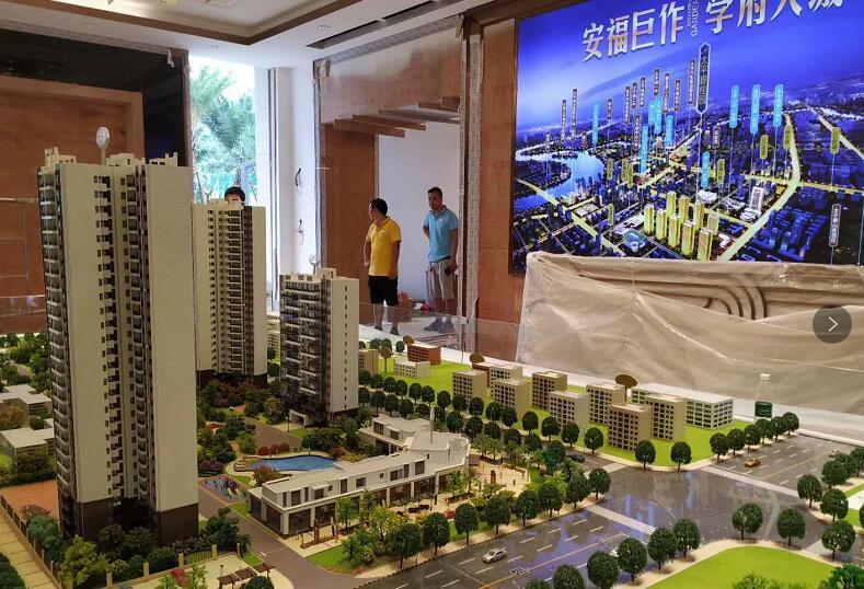 钦州建筑模型公司-贵港建筑模型专业制作公司