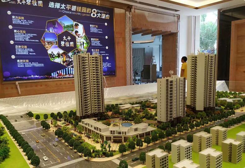 贵港建筑模型公司-贵港建筑模型定做价格