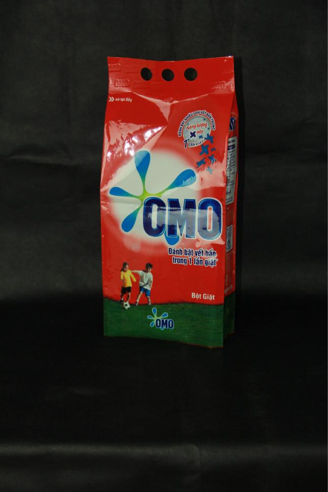 厂家直销洗衣液袋洗衣粉包装袋塑料包装袋四边封自封袋复合袋批发