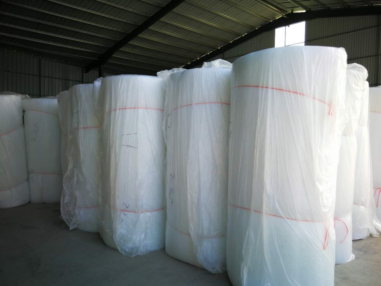 山东家和棉业新款挡风被专用棉供应-安徽挡风被专用棉生产厂家
