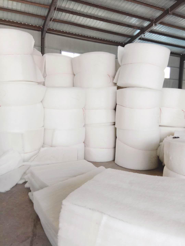 临沂仿丝棉专业供应|安徽挡风被专用棉价格