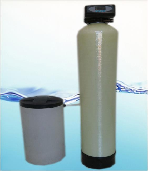 家用软水器 软化水处理 地下水降低硬度去除水中钙镁离子过滤器