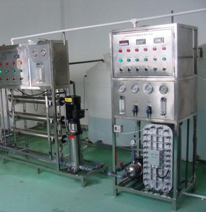 EDI超纯水高纯水制取设备 车用尿素设备 原装正品 欢迎定制