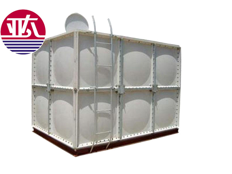 德州亞太集團鍍鋅鋼板水箱價格,鍍鋅鋼板水箱廠家