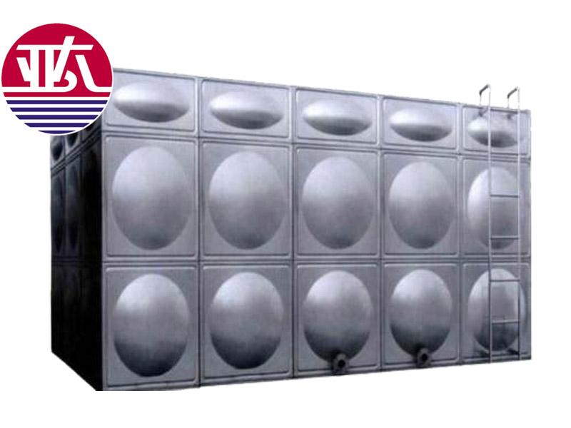德州亚太集团专业提供20吨不锈钢水箱 20吨不锈钢水箱厂家