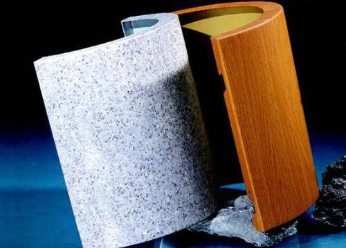 供应广东品质好的包柱铝单板_批发1.5mm包柱铝单板