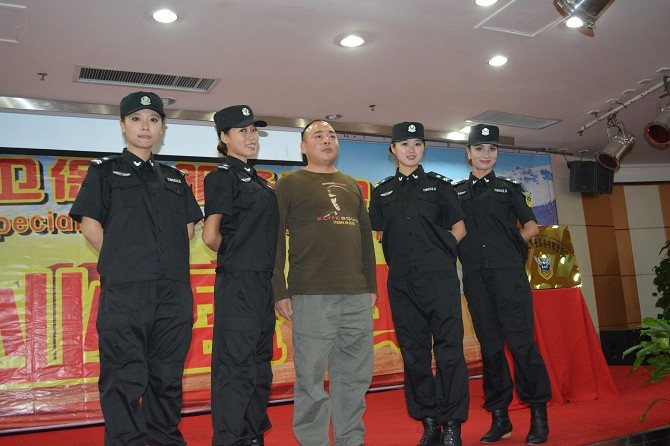 上海保镖公司-您的品质之选-具有价值的保镖公司雄鹰特卫