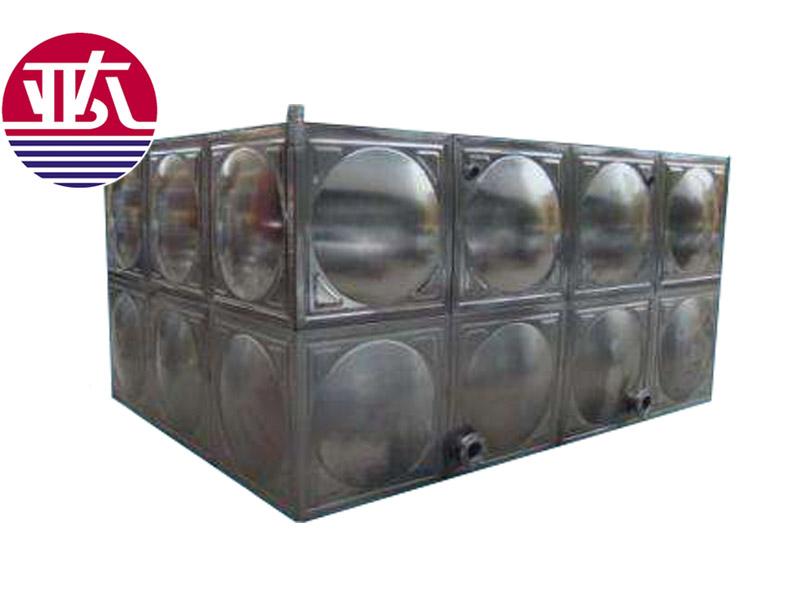 40噸不銹鋼水箱批發 山東40噸不銹鋼水箱供應