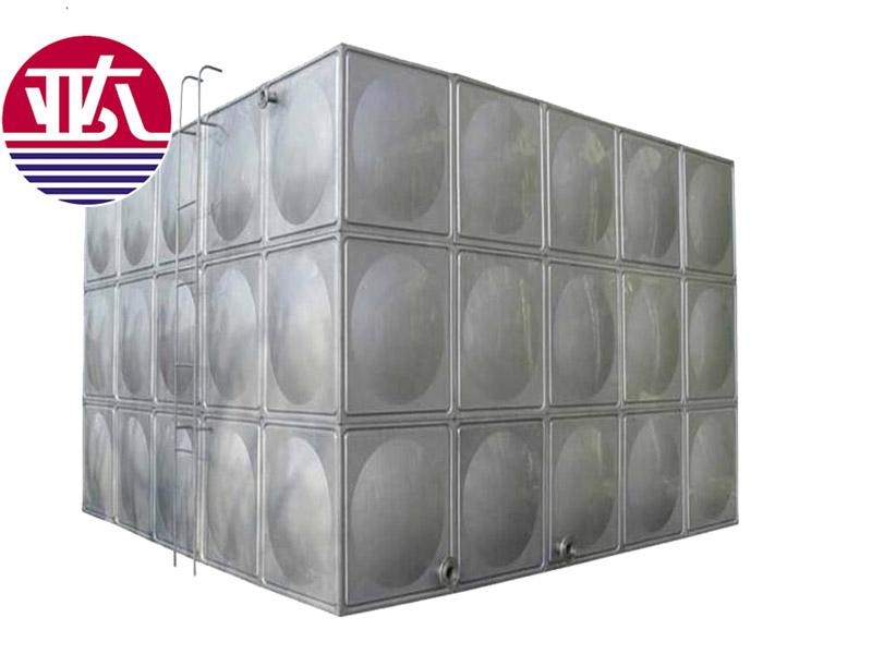 40吨不锈钢水箱哪家比较好 亚太40吨不锈钢水箱