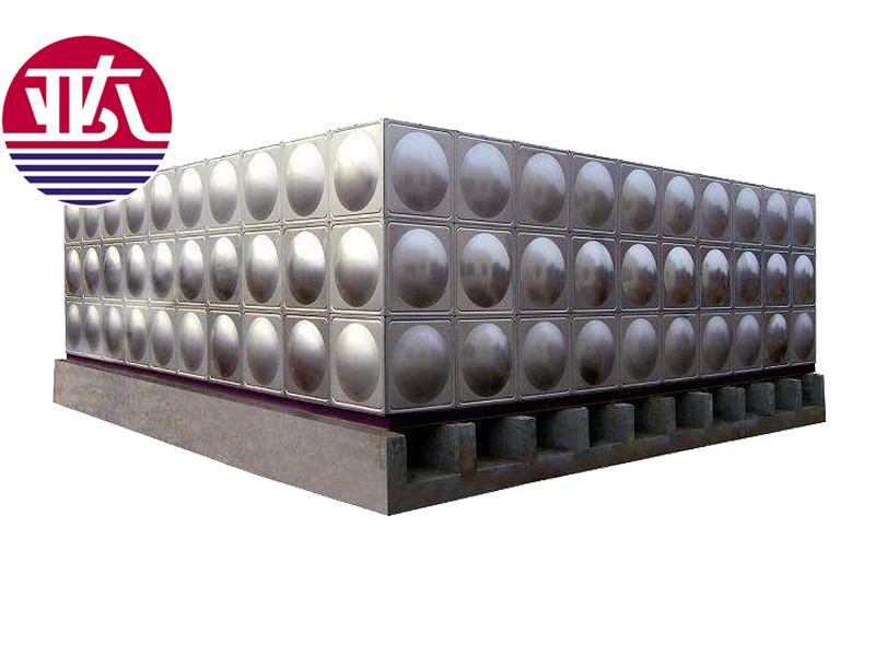 40吨不锈钢水箱价格|供应山东40吨不锈钢水箱