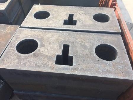 钢板下料_钢板加工