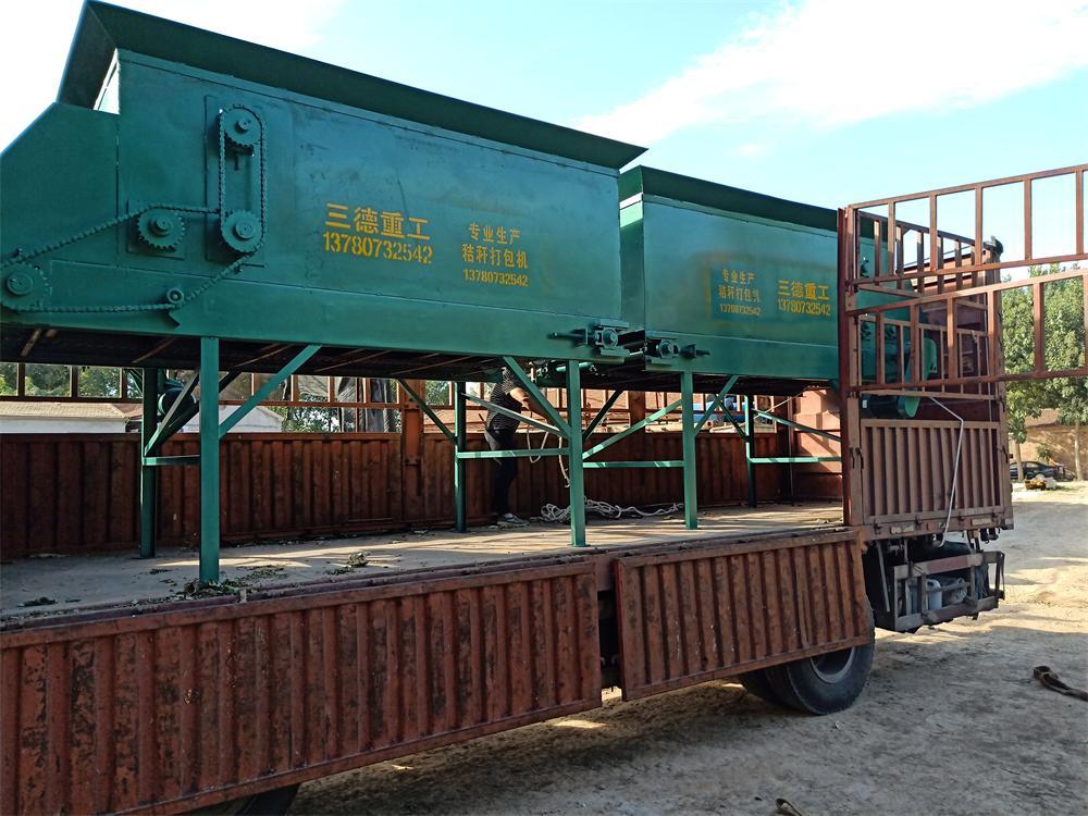 河北玉米秸秆打包机厂家|聊城哪里有供应实用的秸秆打包机