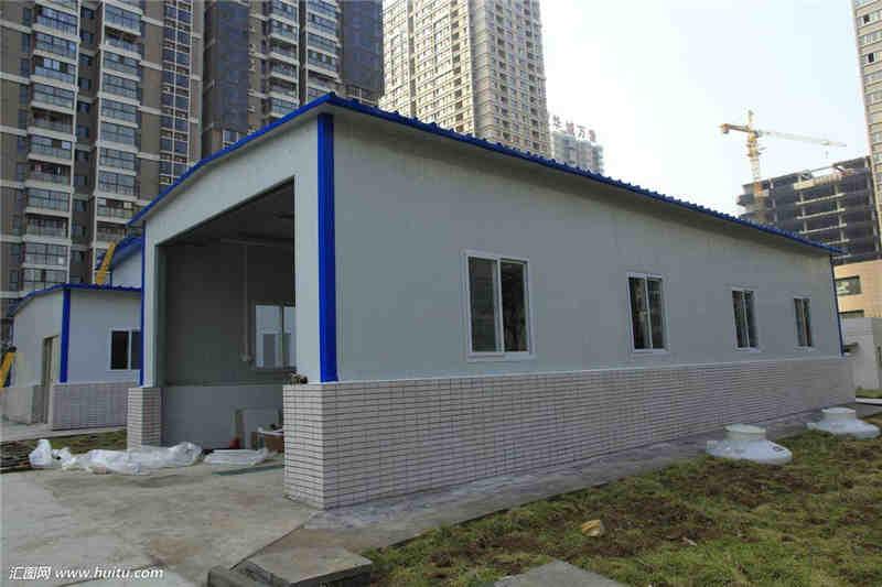 天津工地臨建房|供應濰坊劃算的工地林建房