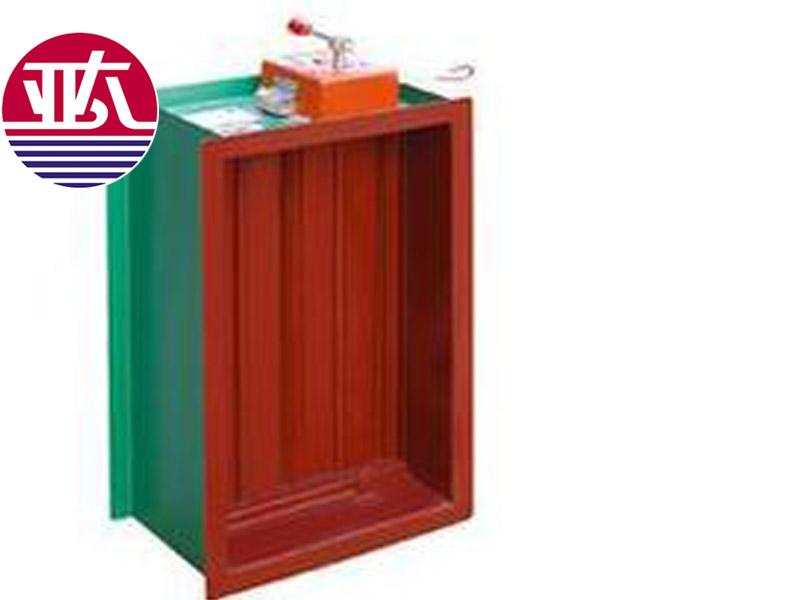 菏澤排煙防火閥廠家_德州亞太集團供應好用的排煙防火閥