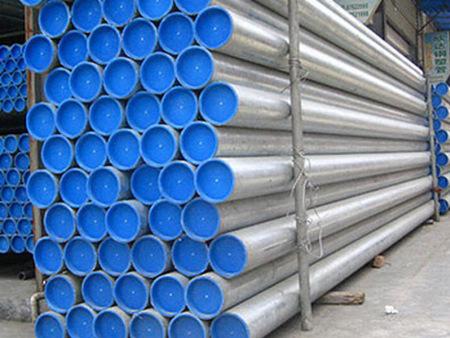 聚乙稀复合钢管,内外涂环氧,聚乙烯涂敷钢管
