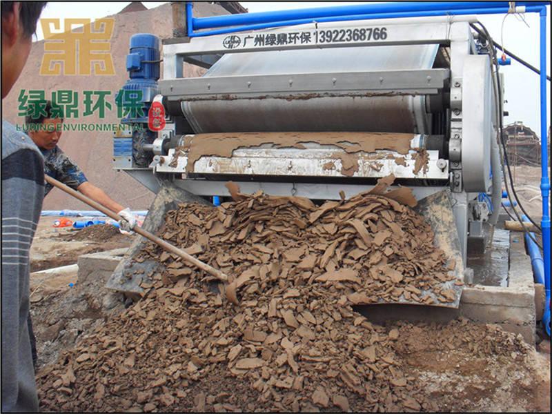 浙江建筑泥浆处理工程设备多少钱_广州高性价河道清淤设备哪里买