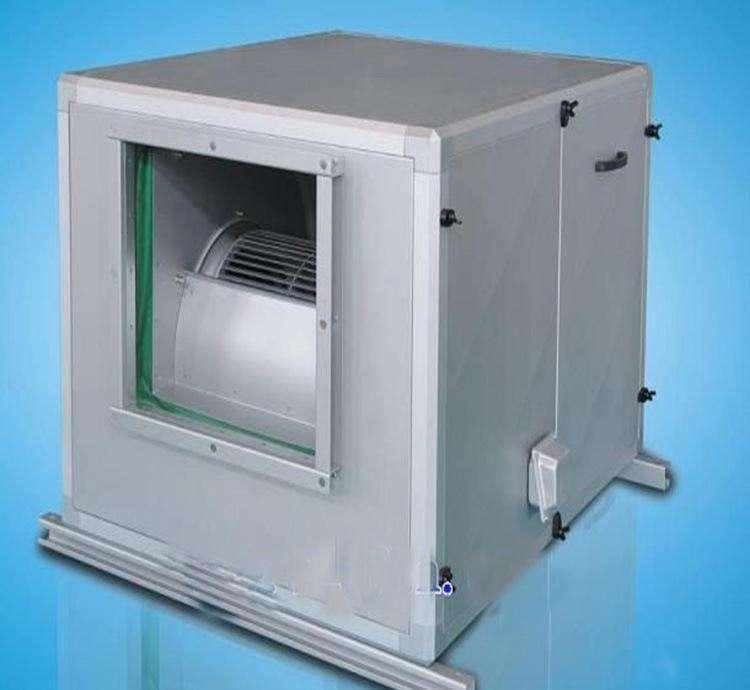 供应德谦空调设备口碑好的低噪音离心风机箱|甘肃低噪音离心风机箱