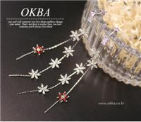 韩式耳钉|青岛哪里有供应别致的okba品牌