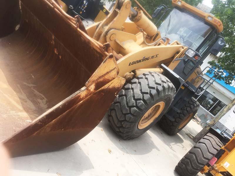龍工二手裝載機-哪里能買到實用的龍工二手裝載機