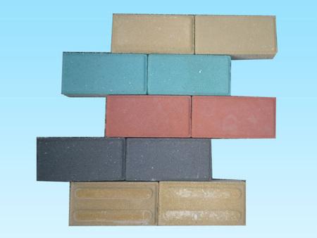 彩色水磨砖供应|潍坊地区质量好的彩色水磨砖