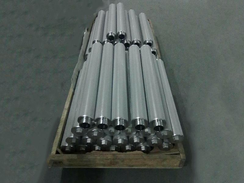 芯式过滤器厂家-质量好的不锈钢丝网烧结滤芯市场价格
