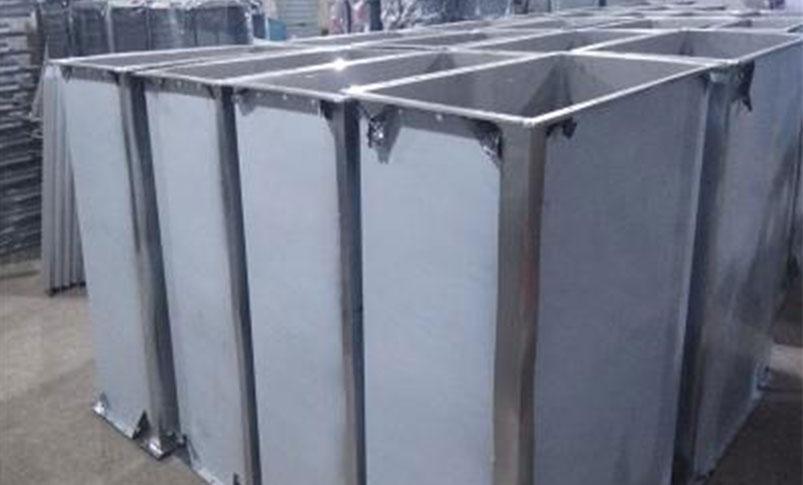 不锈钢风管厂家_想买不锈钢风管上正业空调设备