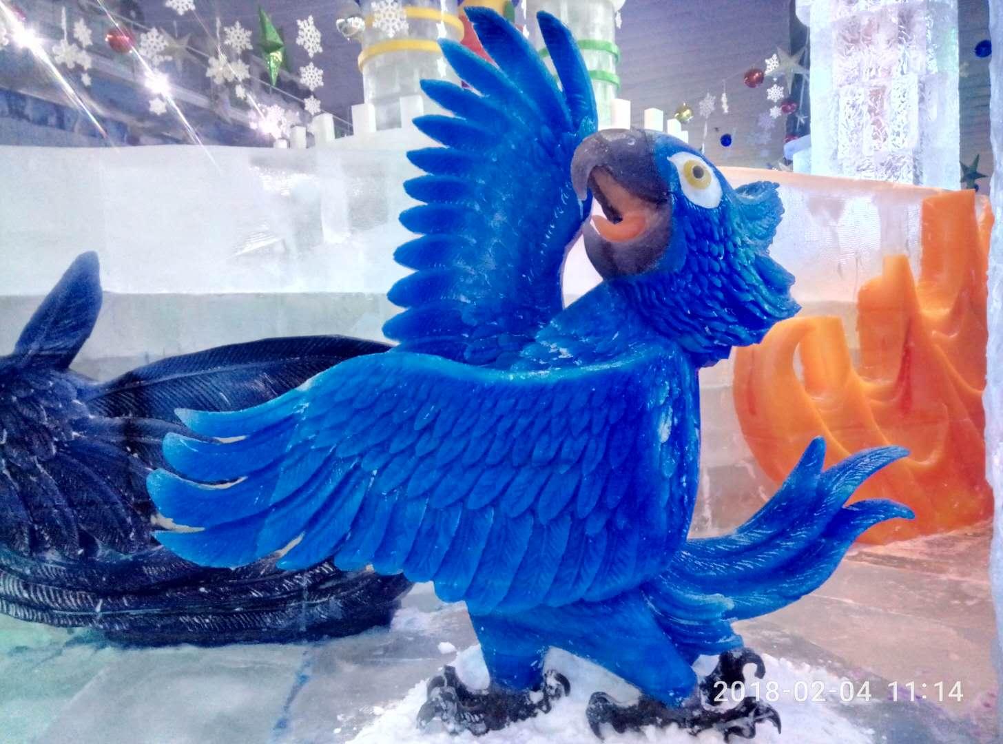 天津冰雪文化制作厂家-出售北京市精致的冰雪文化雕塑