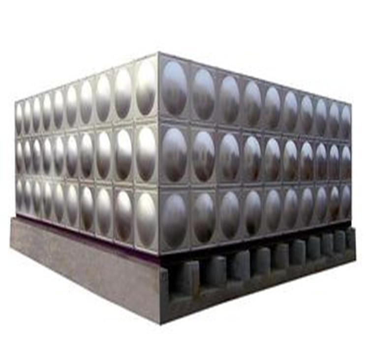 玻璃钢水箱型号 山东不锈钢水箱厂商