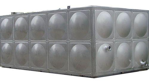 供应高质量的德州不锈钢水箱_济南玻璃钢水箱