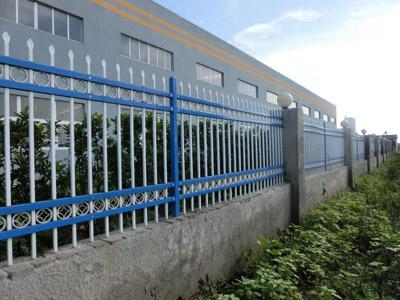 张掖锌钢围栏哪里有卖的-在哪能买到价格合理的甘肃锌钢围栏呢