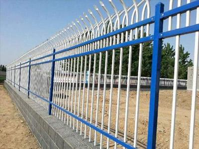 张掖锌钢围栏批发-甘肃信誉好的甘肃锌钢围栏供应商