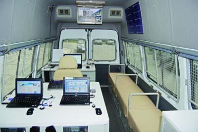选质量好的移动警车,就到欧准新能源,物美价廉的移动警车