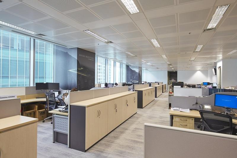 工装公司——可信赖的办公室设计