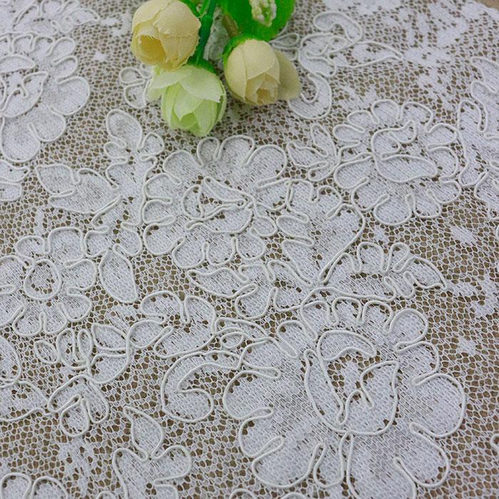 浙江网布刺绣蕾丝-质量好的刺绣蕾丝推荐