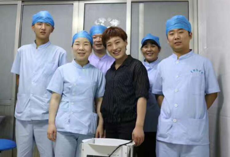 醫療美容服裝定制-洛陽特色職業裝-洛陽服裝廠