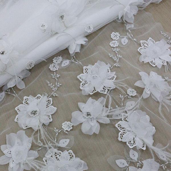 青浦刺绣面料厂家-哪里能买到超值的刺绣面料