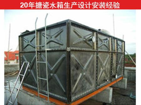 旭光水箱搪瓷水箱厂家供应-郑州搪瓷水箱